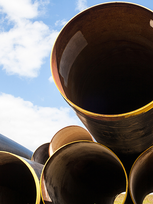 pipes abrasion resistance